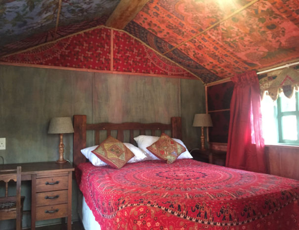 Gypsy Cottage Bedroom