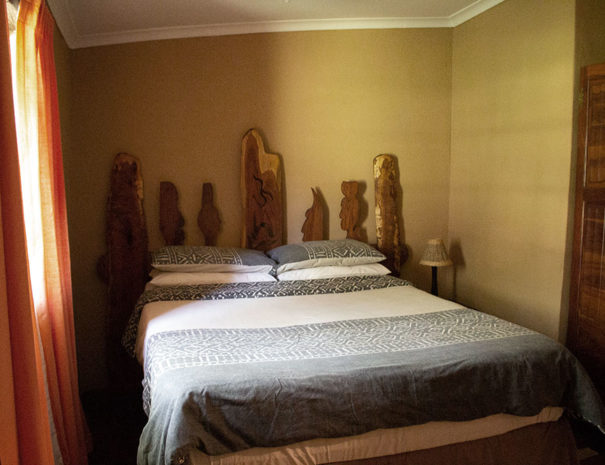 Caspir's Kaya - bedroom 1