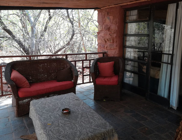 Caspir's Kaya - patio