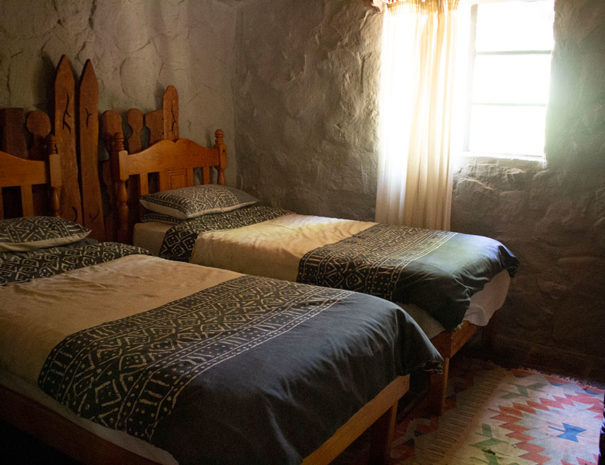 David's Cottage - second bedroom