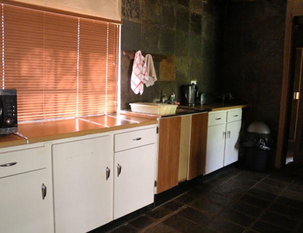 David's Cottage - kitchen