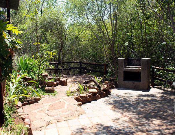 River Cottage - patio