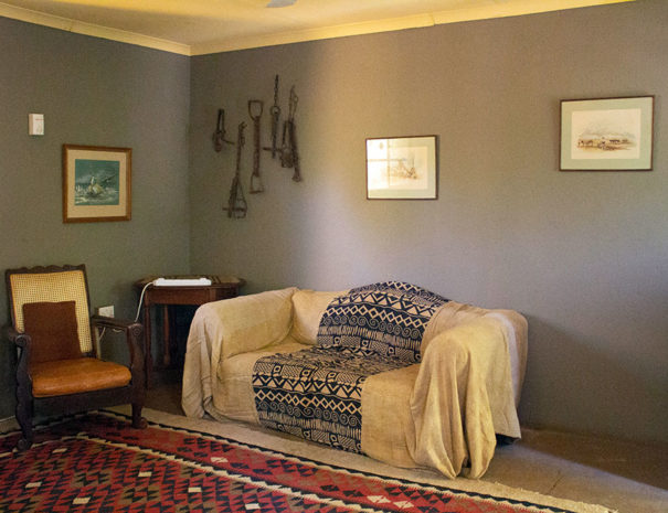 River Cottage - lounge