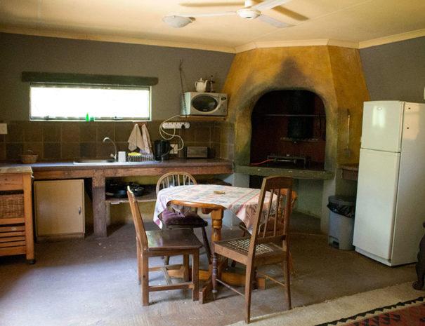 River Cottage - kitchen