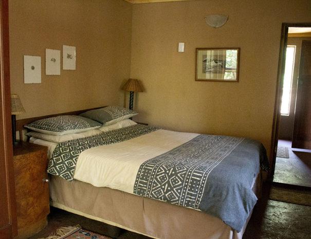 River Cottage - main bedroom