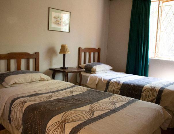 River Cottage - second bedroom