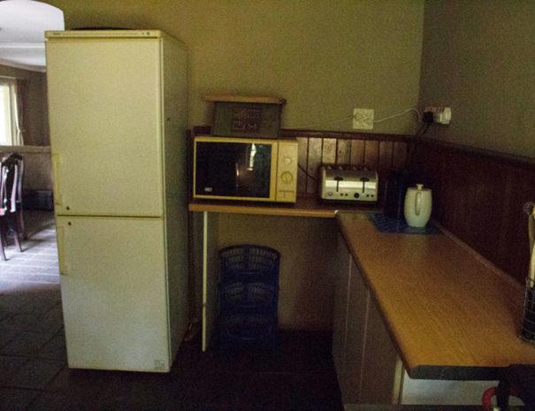 Ströh House - kitchen